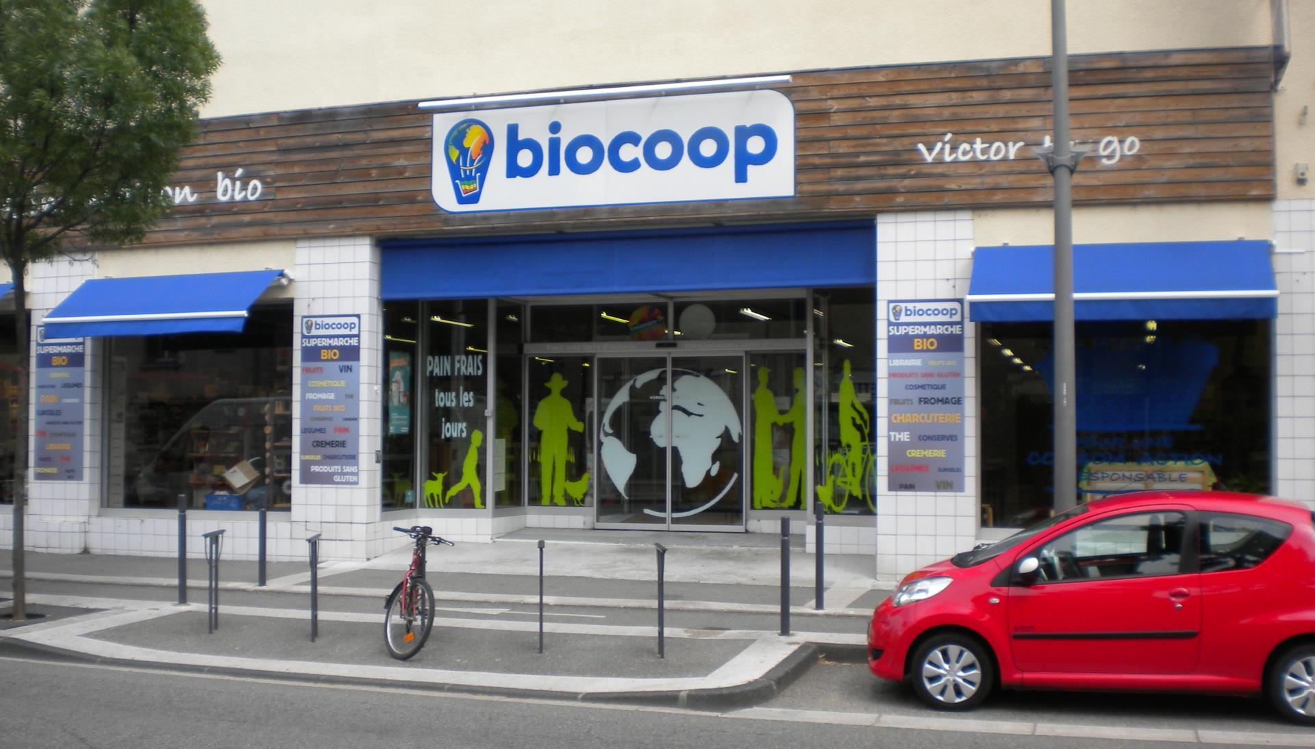 biocoop victor hugo magasin bio valence. Black Bedroom Furniture Sets. Home Design Ideas