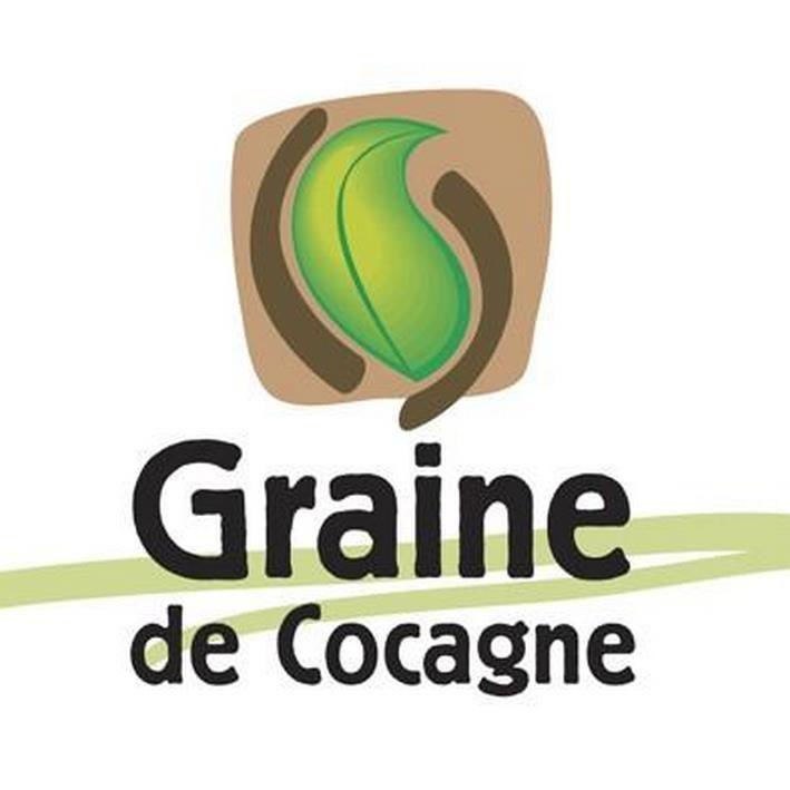 Jardin graine de cocagne for Oasis jardin de cocagne